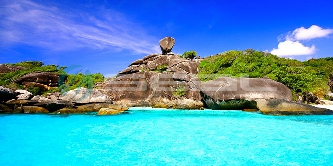 Similan Islands Thailand Yacht Agent