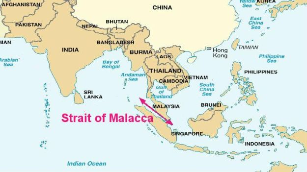 Malacca Ports Melaka Yacht Agents Malaysia Superyachts x625