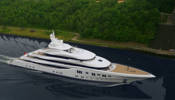 Orchid_sea trial®Carl Groll Lürssen Seal Superyachts Thailand x600