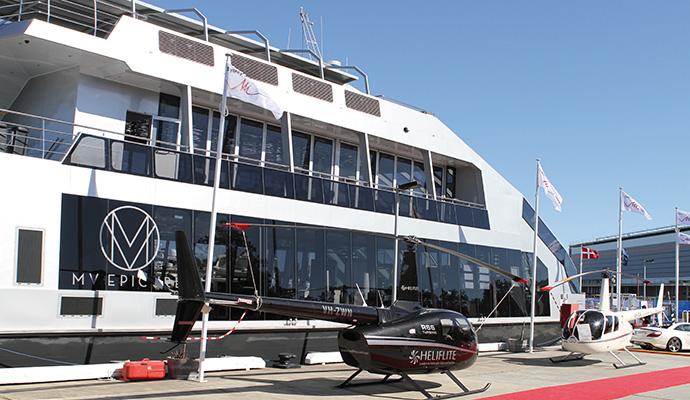 Sydney Superyacht Show 2015 Yacht Agents Australia