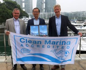 Fish Friendly Marina Singapore Superyachts