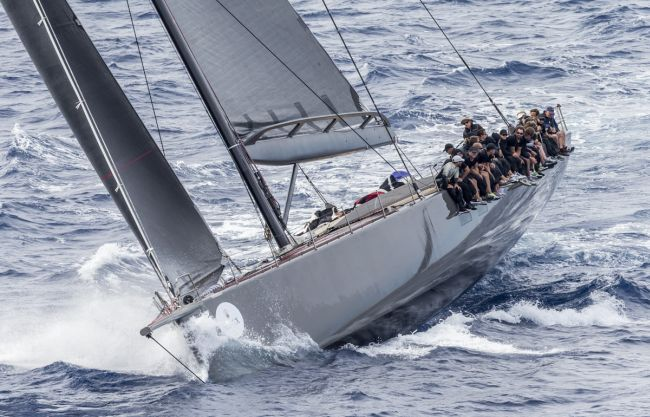 Maxi Yacht Rolex Cup 4x650