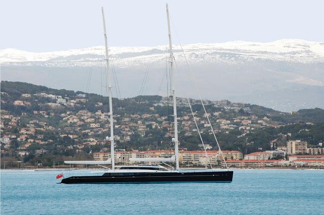 Oceanco SY Aquijo Sailing Yacht