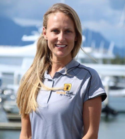 Angel Du Preez Seal Superyachts Fiji Yacht Agents