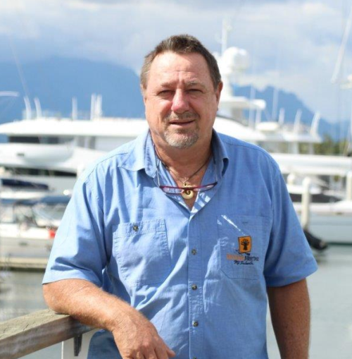 Brian Smith Seal Superyachts Fiji Yacht Agents
