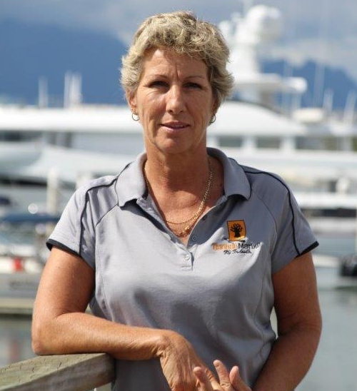 Christine Ragg Seal Superyachts Fiji Yacht Agents