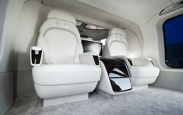 525 Relentless Interior
