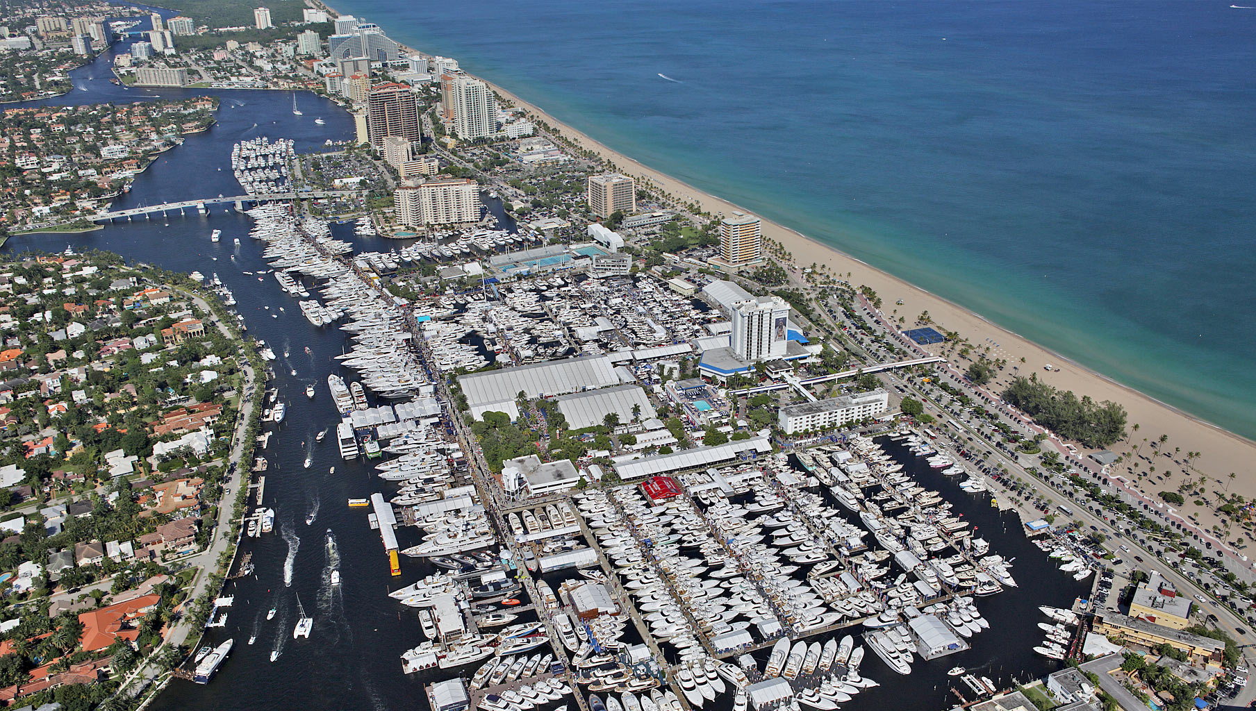 Seal Superyachts at Fort Lauderdale International Boat Show