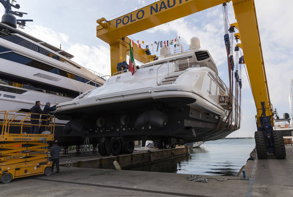 11th Mangusta 165 E Launched