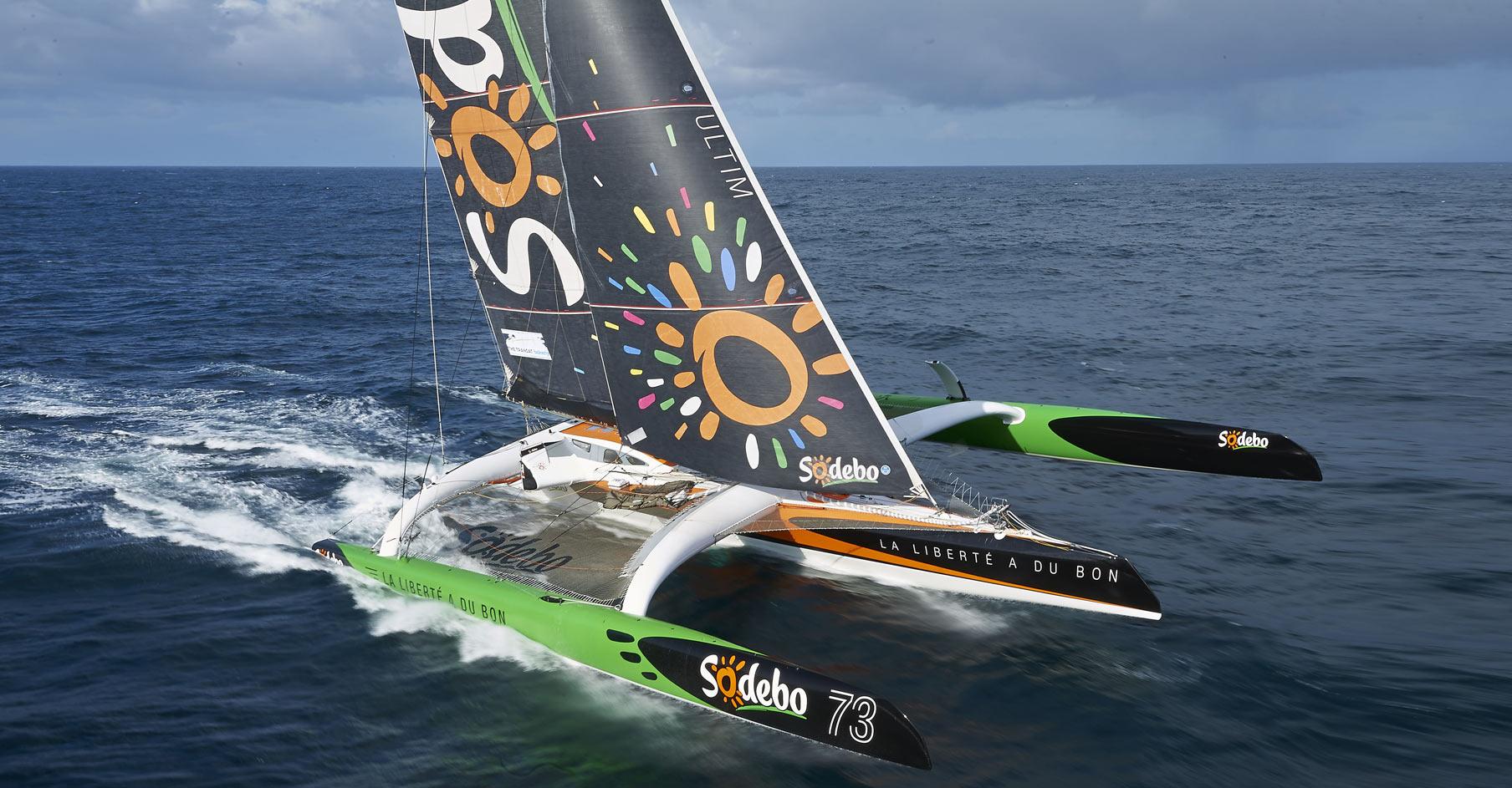 Sailing record