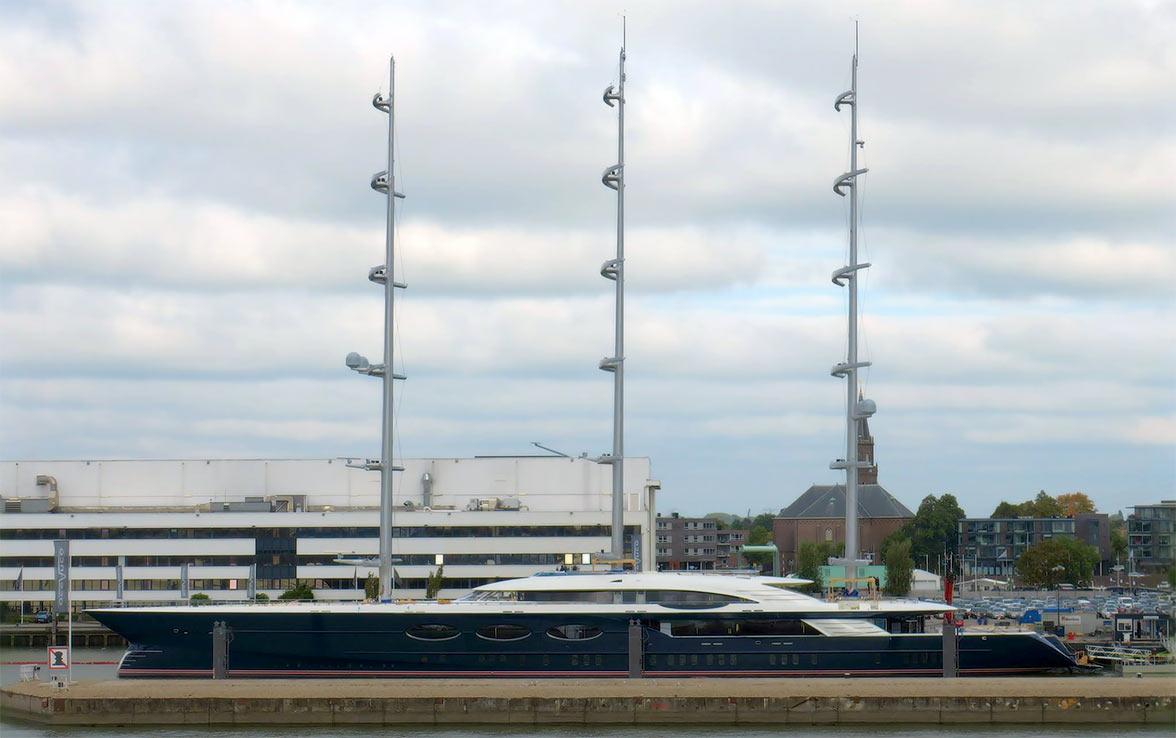Oceanco Y712 Superyacht
