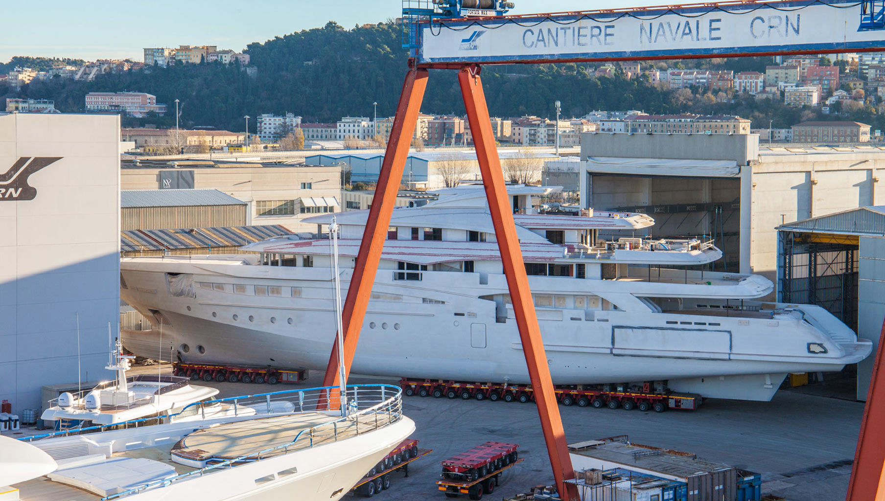 CRN provides first look at 79m superyacht project.