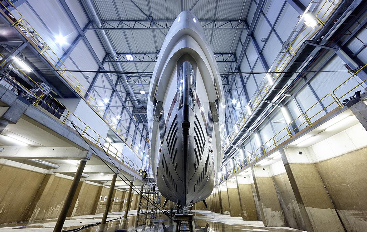 Heesen Yachts M/Y Home