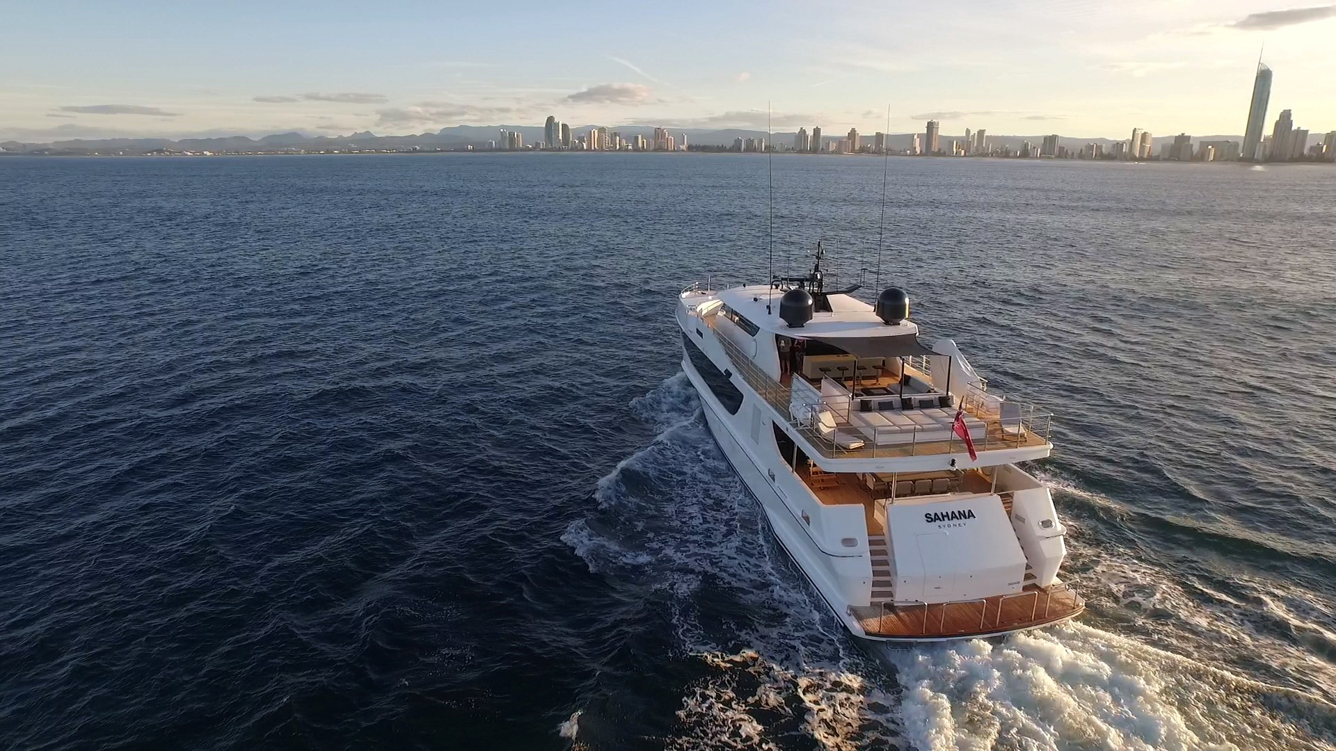 Influx of luxury superyachts set to rendezvous on the Gold Coast