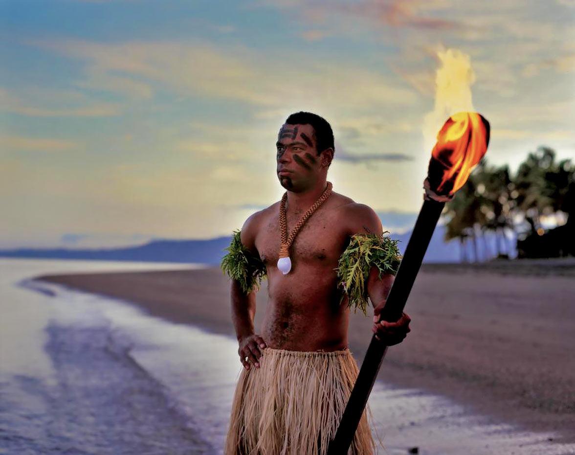 Villager, Fiji via Seal Superyachts.
