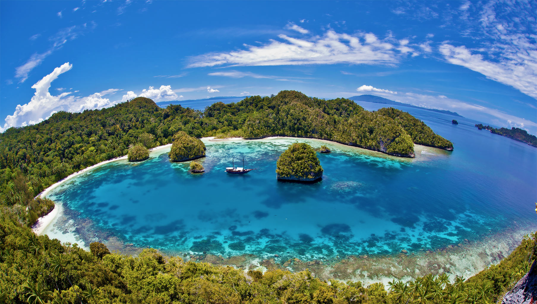 Banda Sea, via Seal Superyachts Indonesia.
