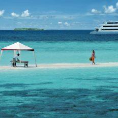 Visit Maldives via Seal Superyachts.