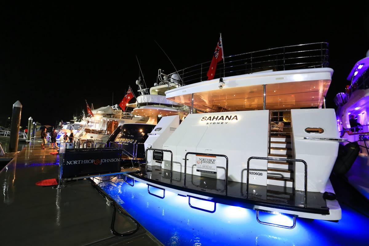Sahana Superyacht