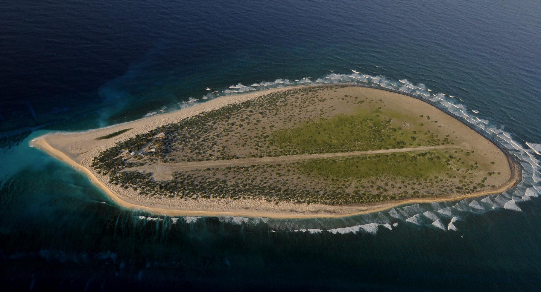 Tromelin Island, Indian Ocean, Seal Superyachts.