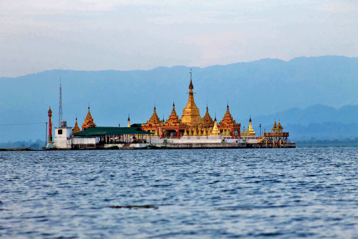 Myanmar by superyacht