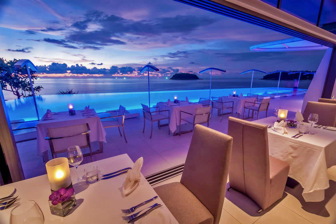Kata Beach Restaurants   Restaurants at Kata Rocks