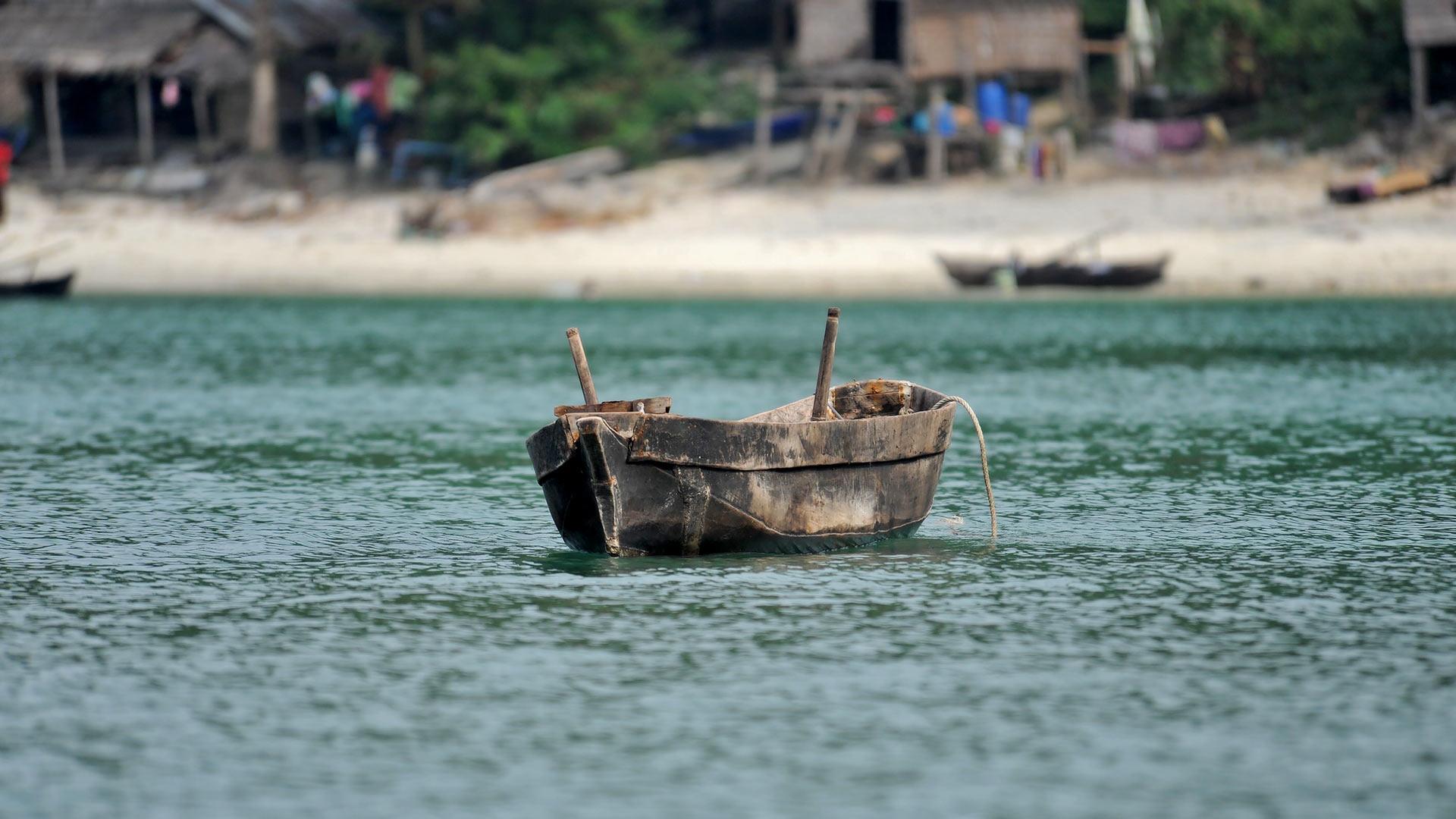 Among the Moken, the Sea Gypsies of Myanmar
