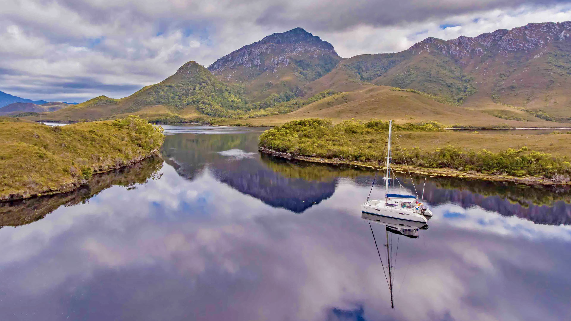 Port Davey, Australia, Superyacht Guide.