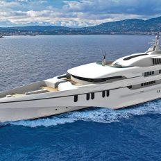White Rabbit Golf to be Biggests Aussie Built Luxury Yacht.