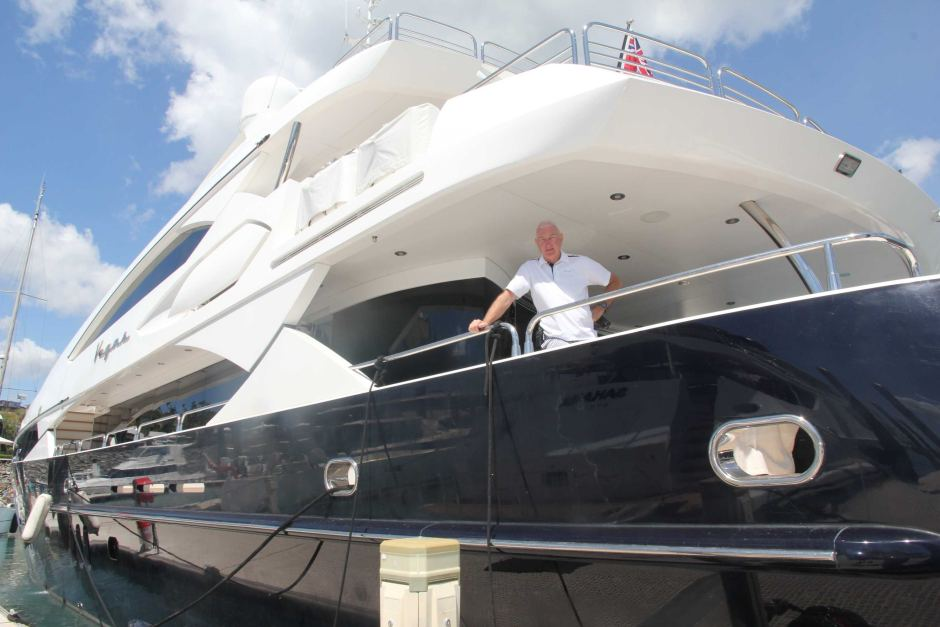 Australia to draw more Superyachts after tax changes (GST).