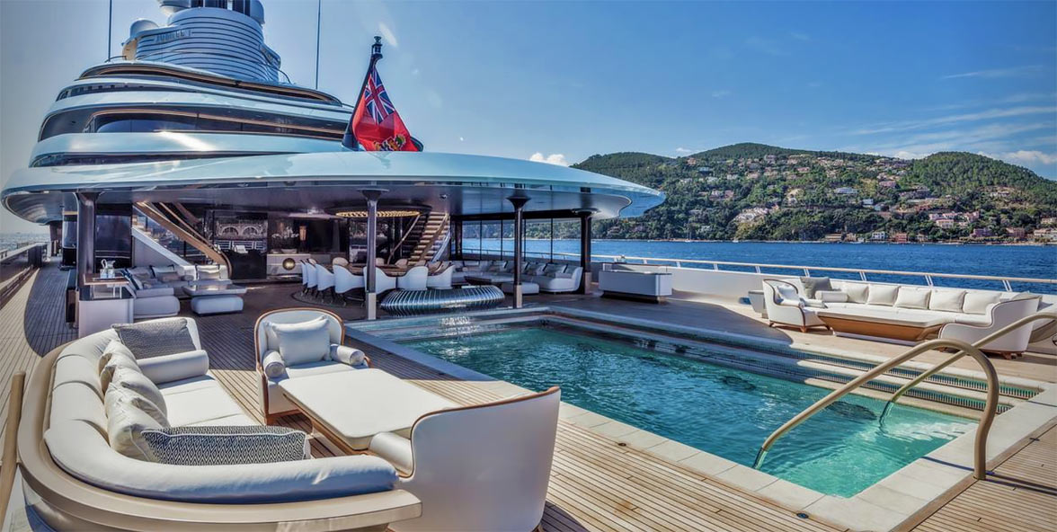 Jubilee at Monaco Yacht Show
