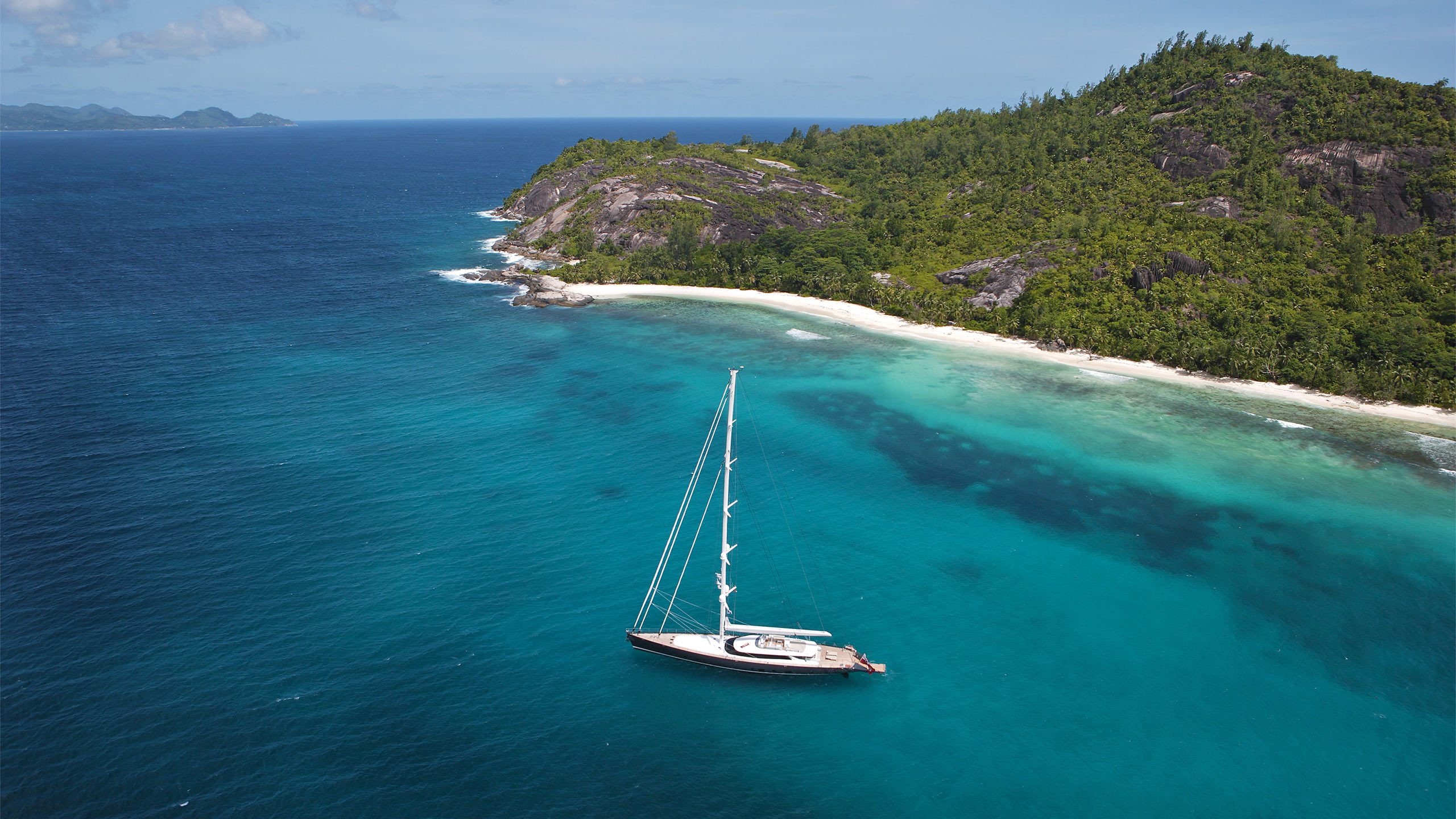 Seal Superyachts Seychelles Yacht Agents Red Dragon