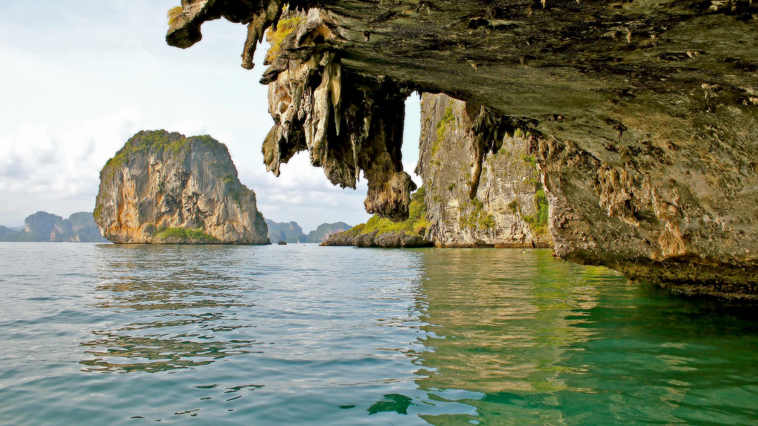 Limestone Island, Krabi, Thailand Superyacht Guide.