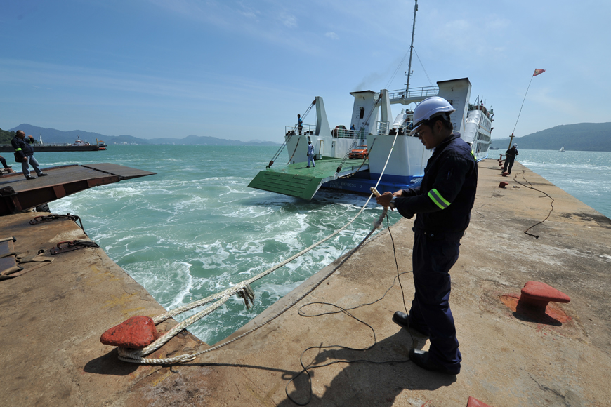 Upgraded Port To Cater To Langkawi's Logistics Demand