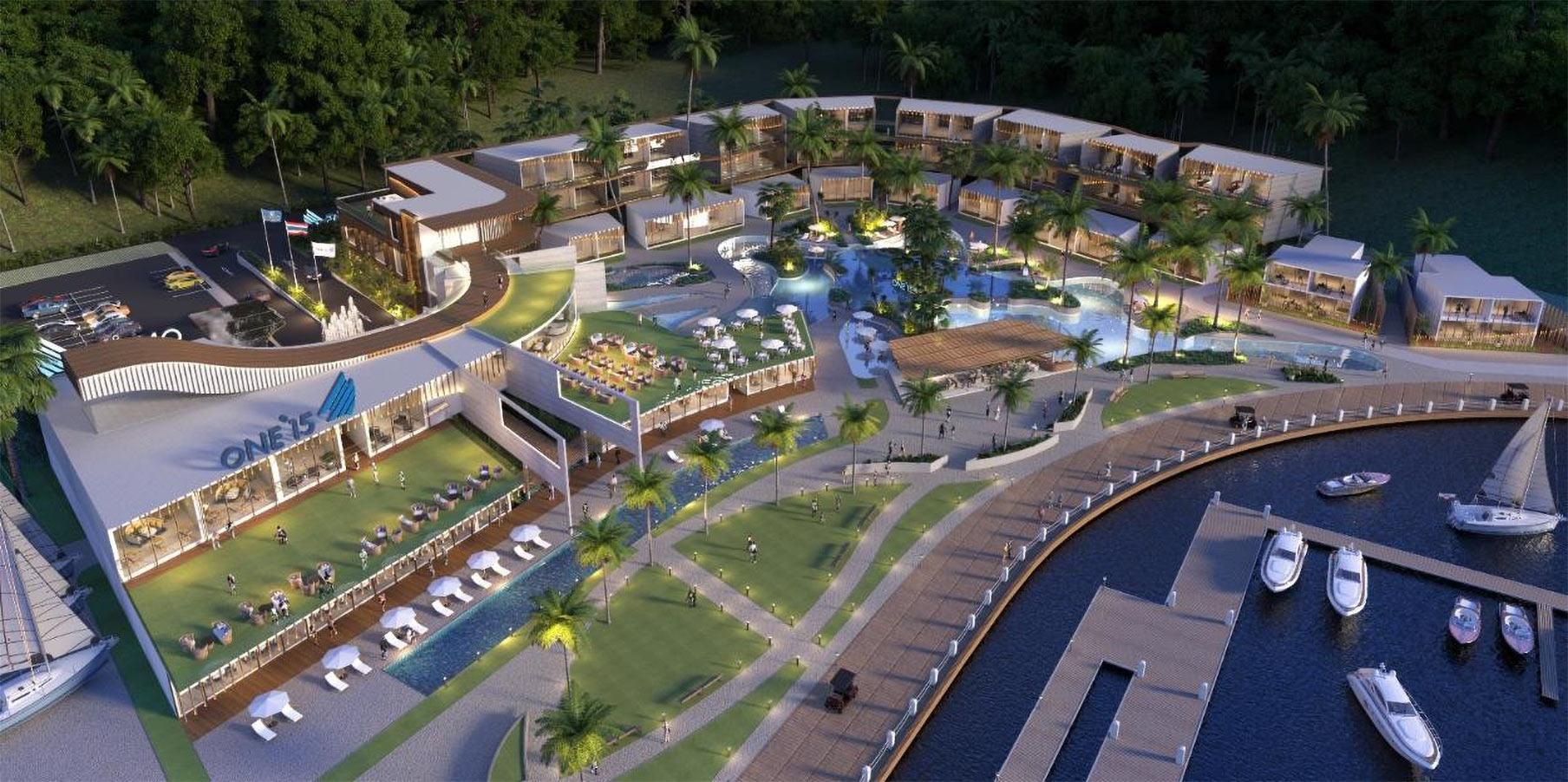 New Marina Announced for Phuket